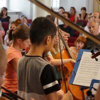 Die gestohlene Geige
