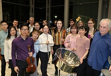 YOUTH WORLD MUSIC ORCHESTRA